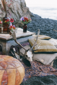 Beach Boho Wedding: 4218 - WeddingWise Lookbook - wedding photo inspiration
