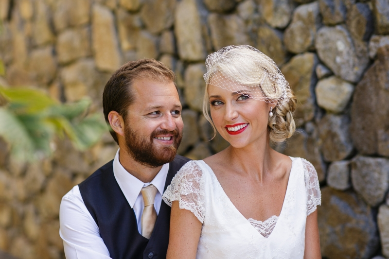 Red Lips Makeup by LILLYBETH: 15673 - WeddingWise Lookbook - wedding photo inspiration