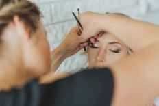bridal hair and makeup: 14788 - WeddingWise Lookbook - wedding photo inspiration