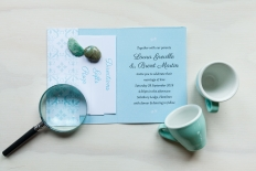 Mint Delight Invitation Suite: 11943 - WeddingWise Lookbook - wedding photo inspiration
