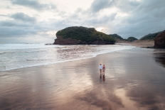 Morgan & Chris - Drone Engagement Shoot - Bethells: 16878 - WeddingWise Lookbook - wedding photo inspiration