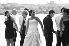 The BoatshedKarapiro: 6013 - WeddingWise Lookbook - wedding photo inspiration