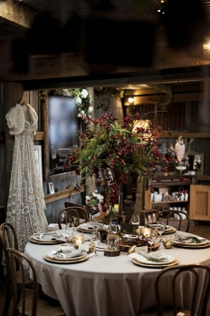 woodland winter: 11521 - WeddingWise Lookbook - wedding photo inspiration
