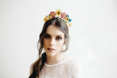 Daughters of July - Summer 2018: 17020 - WeddingWise Lookbook - wedding photo inspiration