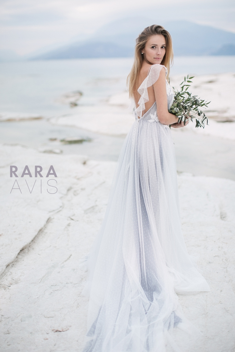 Bohemian Wedding Gowns: 16436 - WeddingWise Lookbook - wedding photo inspiration