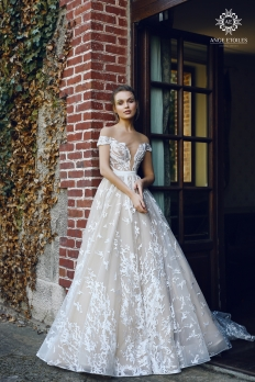 Ball Gown Wedding Dresss: 16463 - WeddingWise Lookbook - wedding photo inspiration
