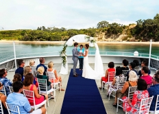 Hauraki Blue Cruises: 13235 - WeddingWise Lookbook - wedding photo inspiration