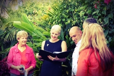 Tony & eStevan Tropical Garden Ceremony: 6943 - WeddingWise Lookbook - wedding photo inspiration