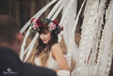 archway selection : 11582 - WeddingWise Lookbook - wedding photo inspiration