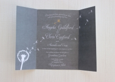 Dandelion Dreams Wedding Invitations: 10449 - WeddingWise Lookbook - wedding photo inspiration
