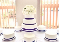 Sugar Sisters Wedding Cakes: 16032 - WeddingWise Lookbook - wedding photo inspiration