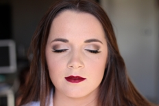 Beautiful makeup by Chrissie: 11437 - WeddingWise Lookbook - wedding photo inspiration