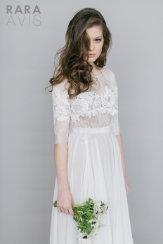 Bohemian Wedding Gowns: 16437 - WeddingWise Lookbook - wedding photo inspiration