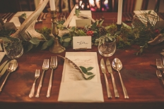 Rustic hunting lodge: 9927 - WeddingWise Lookbook - wedding photo inspiration