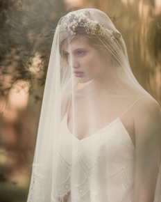 'Into the Woods' Editorial Collaboration - Model Emily @ 62 Models: 6549 - WeddingWise Lookbook - wedding photo inspiration