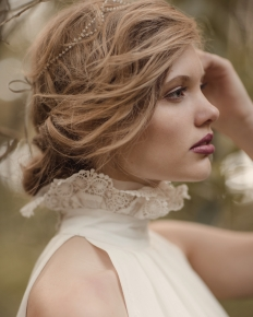 'Into the Woods' Editorial Collaboration - Model Emily @ 62 Models: 6548 - WeddingWise Lookbook - wedding photo inspiration