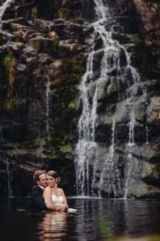 Trash The Dress Makeup (Down The Gown/Rock The Frock): 5298 - WeddingWise Lookbook - wedding photo inspiration