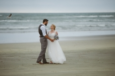 Beach wedding - Chris and Kelly: 14820 - WeddingWise Lookbook - wedding photo inspiration