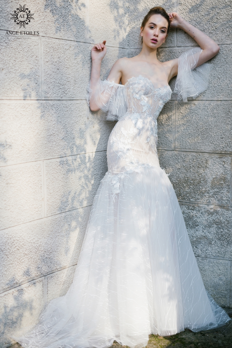 Mermaid Wedding Gowns: 16429 - WeddingWise Lookbook - wedding photo inspiration