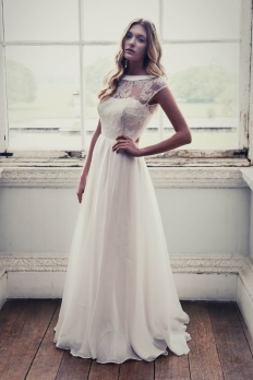 Johanna Hehir Spring '15: 10602 - WeddingWise Lookbook - wedding photo inspiration