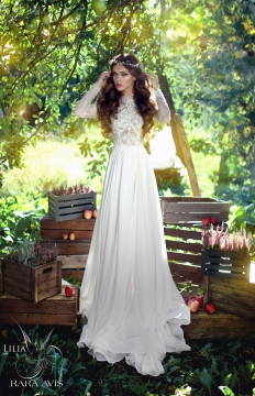 Bohemian Wedding Gowns: 16439 - WeddingWise Lookbook - wedding photo inspiration