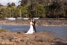 Beach Weddings: 8994 - WeddingWise Lookbook - wedding photo inspiration