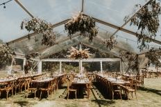 NZ Marquee Hire: 17189 - WeddingWise Lookbook - wedding photo inspiration