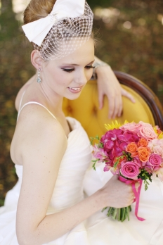 Mod Shoot: 4224 - WeddingWise Lookbook - wedding photo inspiration