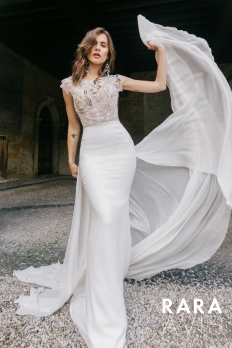 Sheath Wedding Dress: 16446 - WeddingWise Lookbook - wedding photo inspiration