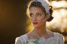 Vintage Makeup by LILLYBETH: 4926 - WeddingWise Lookbook - wedding photo inspiration