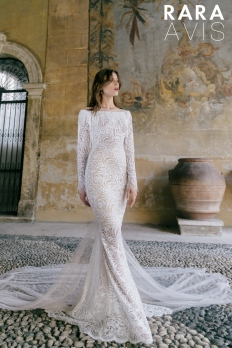 Sheath Wedding Dress: 16447 - WeddingWise Lookbook - wedding photo inspiration