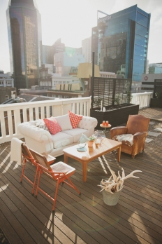 Rooftop Bohemian Dream: 9998 - WeddingWise Lookbook - wedding photo inspiration