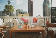 Rooftop Bohemian Dream: 9999 - WeddingWise Lookbook - wedding photo inspiration