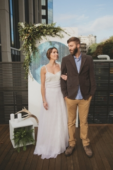 Rooftop Bohemian Dream: 10007 - WeddingWise Lookbook - wedding photo inspiration