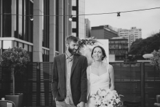 Rooftop Bohemian Dream: 10008 - WeddingWise Lookbook - wedding photo inspiration