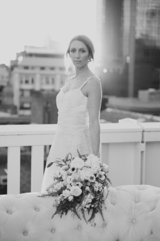 Rooftop Bohemian Dream: 10013 - WeddingWise Lookbook - wedding photo inspiration