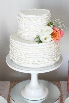 Wedding Cakes: 10057 - WeddingWise Lookbook - wedding photo inspiration