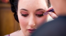 Romantic Pink Makeup by LILLYBETH: 4932 - WeddingWise Lookbook - wedding photo inspiration