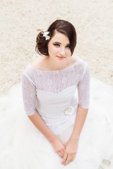 Zoe - The Tea party bride: 11643 - WeddingWise Lookbook - wedding photo inspiration