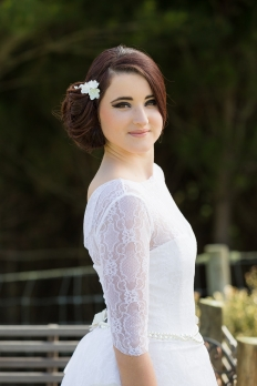 Zoe - The Tea party bride: 11639 - WeddingWise Lookbook - wedding photo inspiration