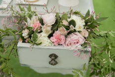 Garden romance: 10485 - WeddingWise Lookbook - wedding photo inspiration