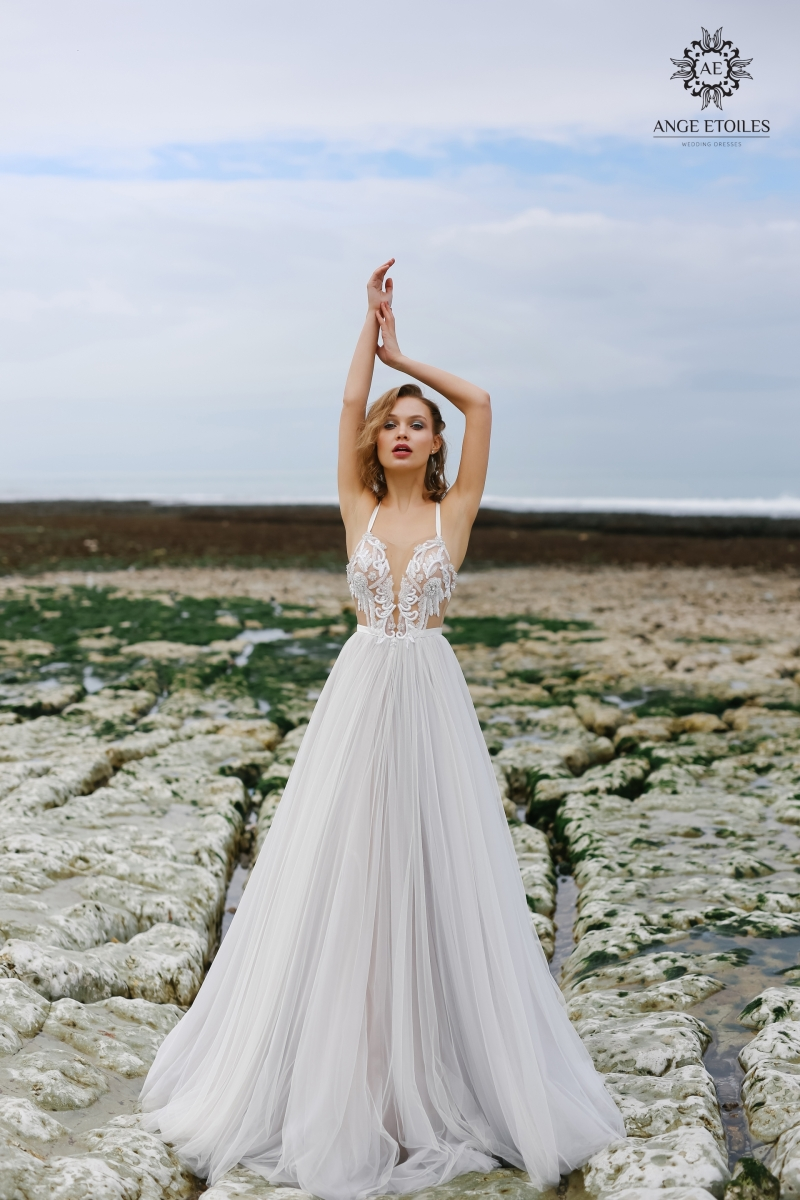 Bohemian Wedding Gowns: 16434 - WeddingWise Lookbook - wedding photo inspiration