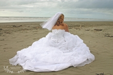 Beach Wedding: 5643 - WeddingWise Lookbook - wedding photo inspiration