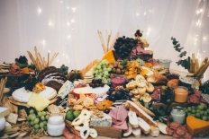 Grazing Table: 16141 - WeddingWise Lookbook - wedding photo inspiration
