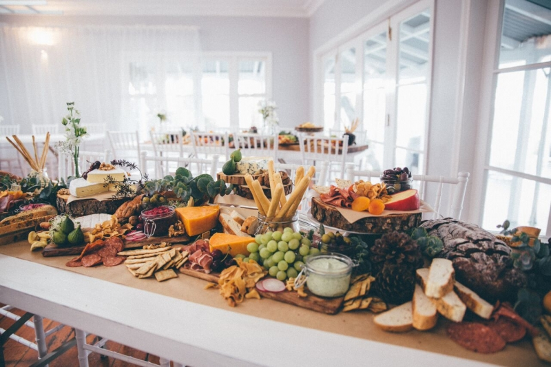 Grazing Table: 16147 - WeddingWise Lookbook - wedding photo inspiration