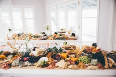 Grazing Table: 16142 - WeddingWise Lookbook - wedding photo inspiration