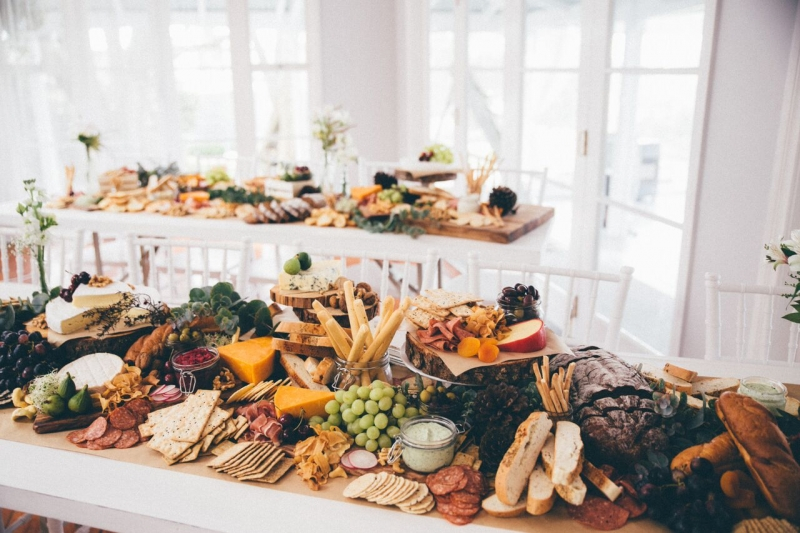 Grazing Table 16139 Lookbook Wedding Photo