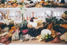 Grazing Table: 16146 - WeddingWise Lookbook - wedding photo inspiration