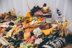 Grazing Table: 16144 - WeddingWise Lookbook - wedding photo inspiration