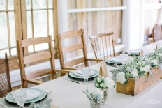 The Heirloom - Table Settings: 11486 - WeddingWise Lookbook - wedding photo inspiration